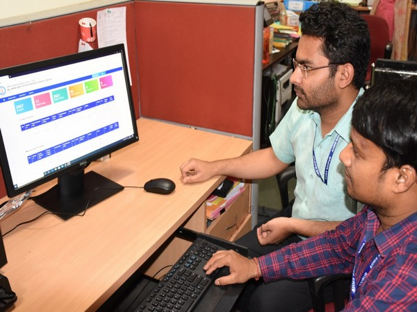 Programmers Chandrabhan Pradhan and Varun Pandey in AIIMS Raipur have developed software to gather coronavirus test reports