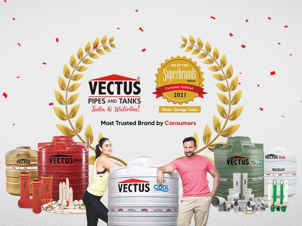 'Superbrand' Vectus- embodying quality, innovation and class