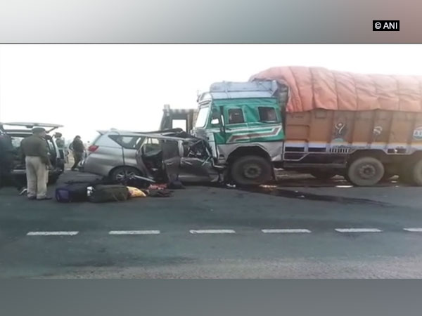 10 killed in road mishap in Ramgarh on Saturday
