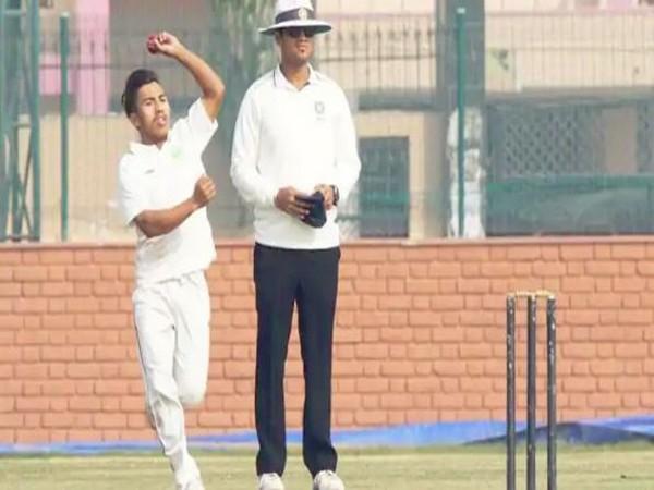 Cricketer Rajkumar Rex Singh