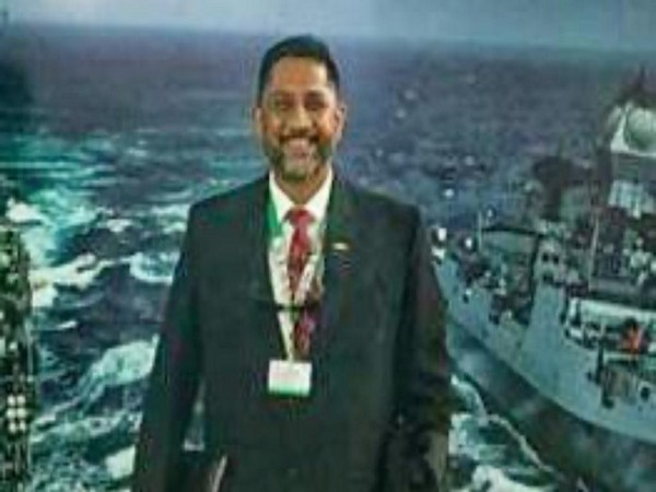 File pic of Indian Navy's former nuclear submarine specialist officer Commander SS Luthra