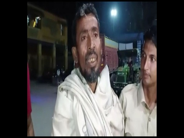 Fugitive ISF worker Ziarul Mollah's father Jalil Mollah was arrested on Monday in West Bengal's South 24 Parganas. [Photo/ANI]
