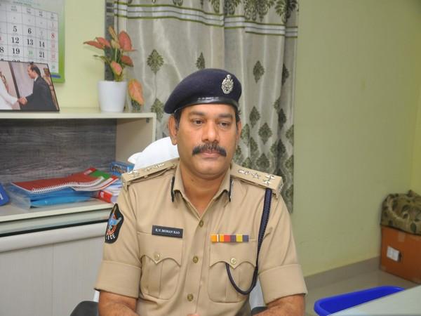 DIG KV Mohan Rao