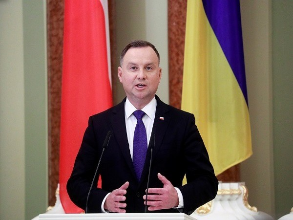 Polish President Andrzej Duda (Credit: Reuters Pictures)