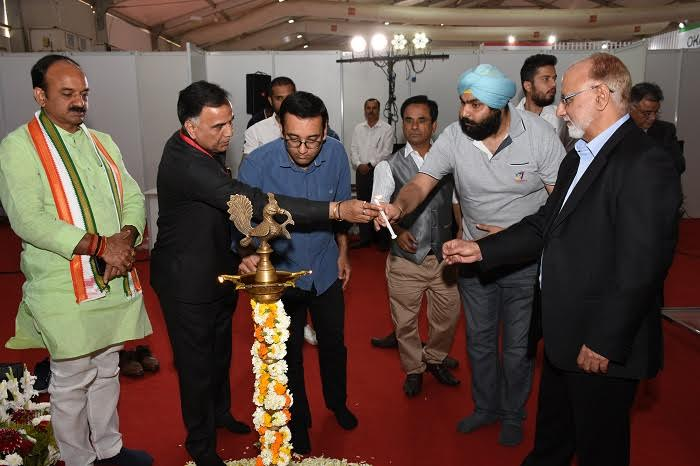 Inauguration of BV Tech Expo 2019