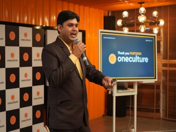 Abhilash Shukla, CEO & Founder, OneCulture
