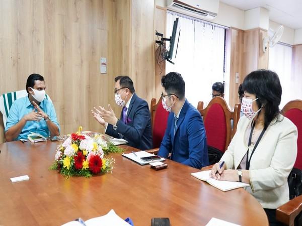 Taiwan delegation meets Kerala Tourism Minister