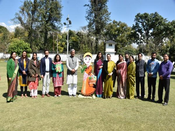Uttarakhand Chief Minister Trivendra Singh Rawat. Photo/ANI