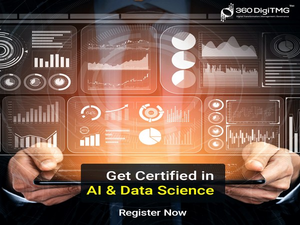 360DigiTMG provides an end-to-end data science course in Bangalore