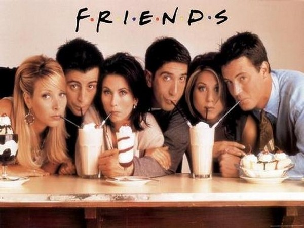 'Friends' poster