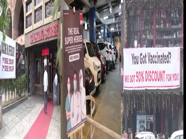 COVID-19: Gurugram mall offering discounts to healthcare workers, pub bar-restaurants offering special discounts to vaccinated customers