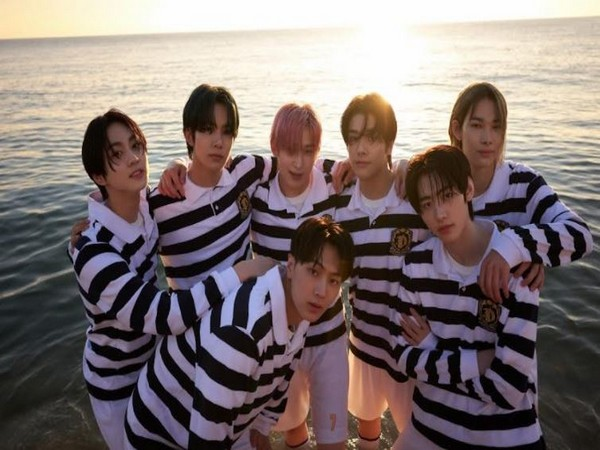 K-pop group ENHYPEN