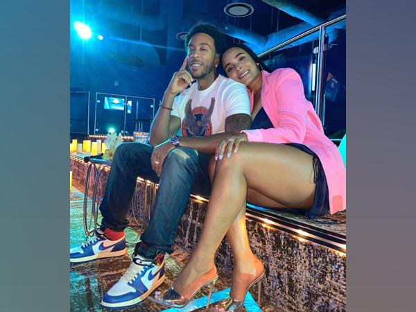 Ludacris and Eudoxie Bridges (Image courtesy: Instagram)