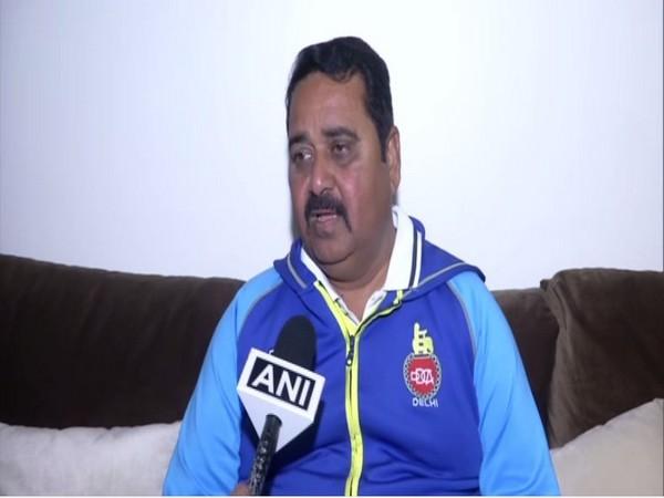 Raj Kumar Sharma, childhood coach of Virat Kohli