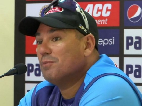 Bangladesh head coach Russell Domingo