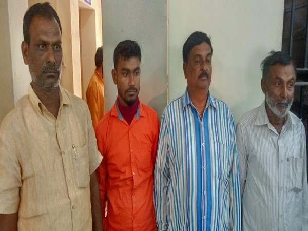 Four people were arrested in Telangana for allegedly trafficking 26 child labourers.