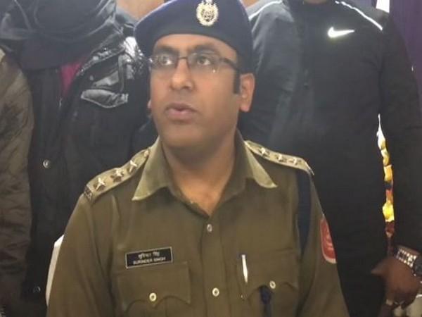 Assistant Commissioner of Police Surinder Singh