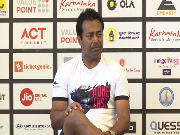 Leander Paes reveals why he came up with 'One Last Roar' slogan
