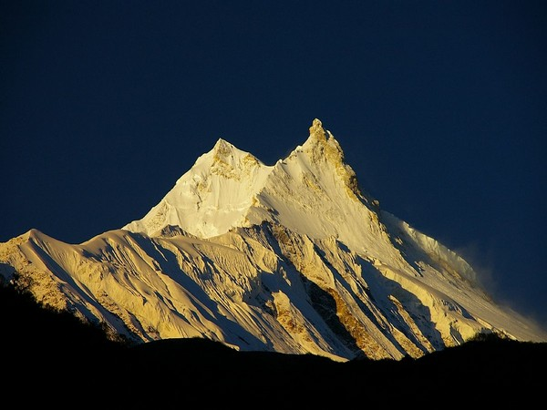 Mt Manaslu (File Photo)