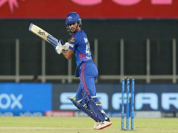 Delhi Capitals batsman Shikhar Dhawan (Photo/ Shikhar Dhawan twitter)