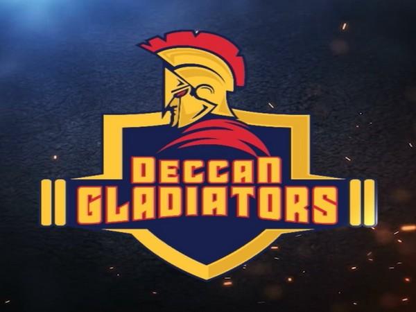 Deccan Gladiators logo