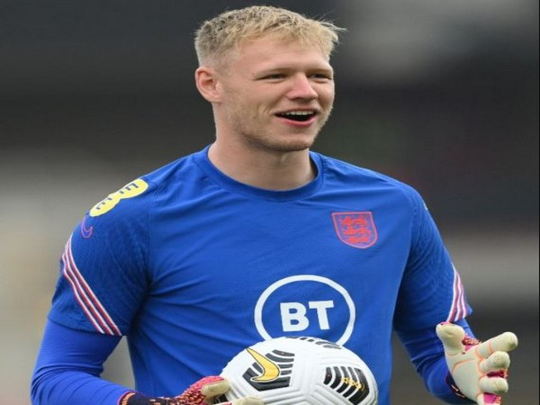 Ramsdale replaces Dean Henderson in England's squad (Photo/ FA Twitter)