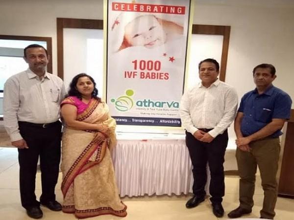 Yeshwant Mane, Dr Pallavi Mane , Dr Pramod Patil and Dr Aniruddha Bhandarkar.