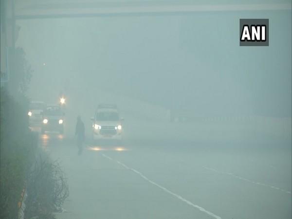 Visual from near Majnu Ka Tilla, Delhi (Photo/ANI)