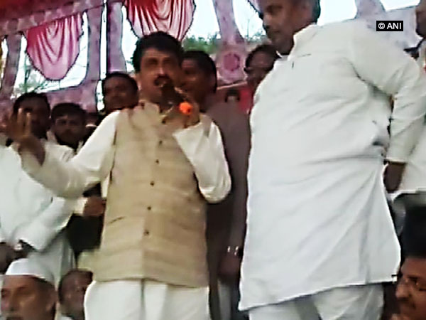 Congress Candidate from Saharanpur Imran Masood