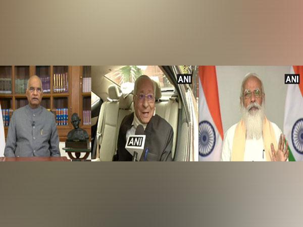 President Kovind, PM Modi condole the death of Former AG Soli J Sorabjee.