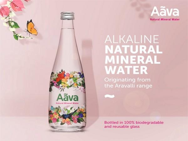 Aava Alkaline Water