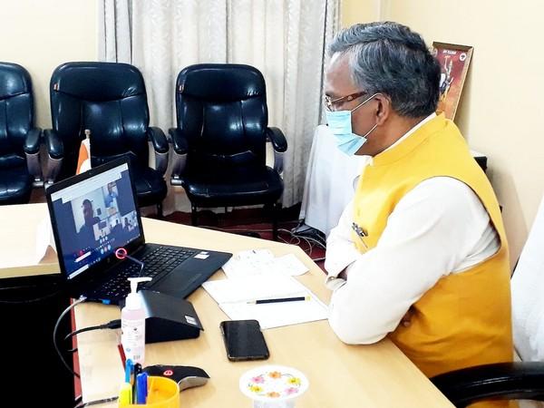 Uttarakhand Chief Minister Trivendra Singh Rawat (Photo/ANI)