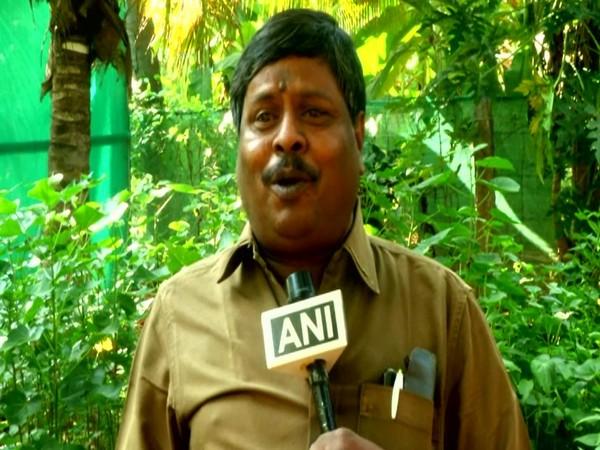 Marimuthu Yoganathan. [Photo/ANI]