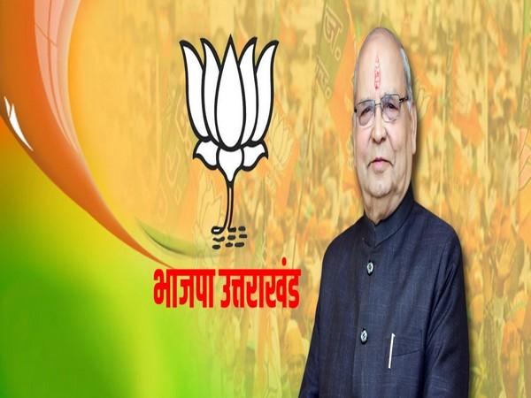 BJP president Bansidhar Bhagat [File Photo/ANI]