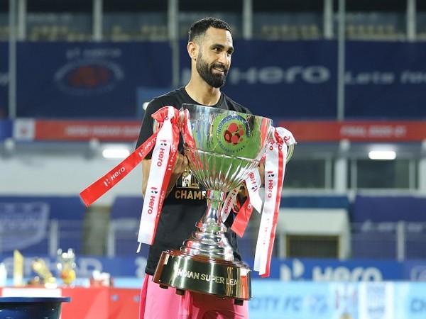 Amrinder Singh (Image: Mumbai City FC)