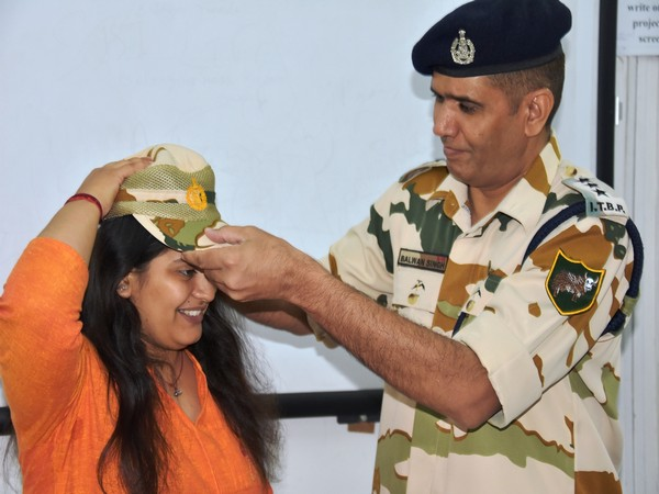 Indian Youth Leader Parvati Jangid