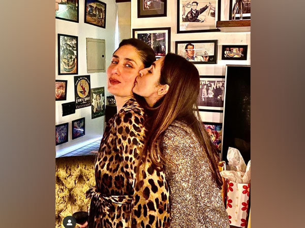 Malaika Arora and Kareena Kapoor Khan (Image courtesy: Instagram)