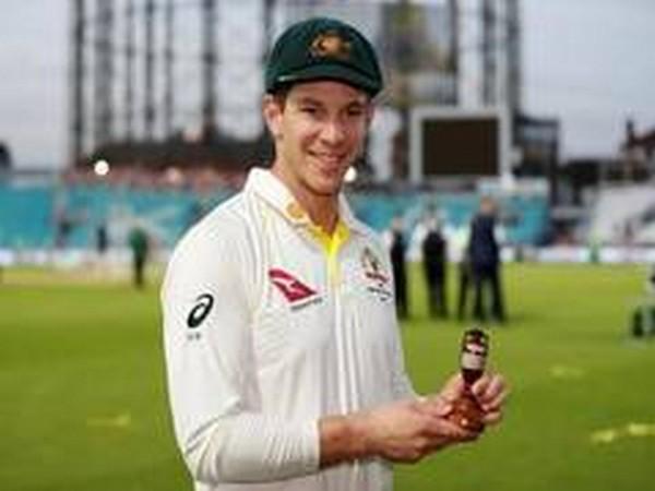 Australia Test skipper Tim Paine.
