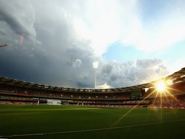 The Gabba will host the first Ashes Test from December 8.