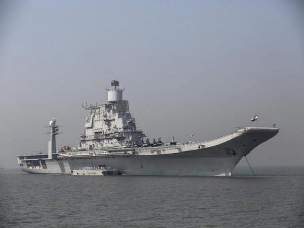 File photo of INS Vikramaditya