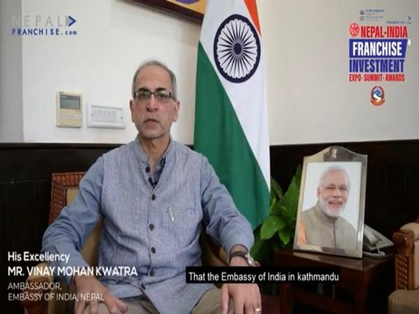 Indian Ambassador to Nepal, Vinay Mohan Kwatra