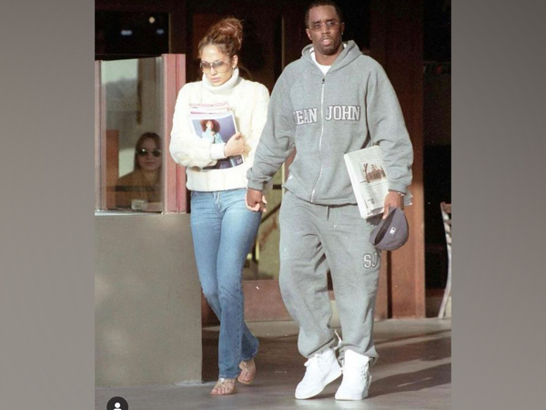 Jennifer Lopez and Diddy (Image courtesy: Instagram)