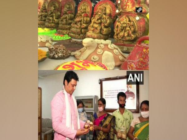 Eco-friendly diwali preparations