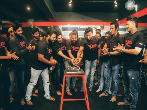 The dedicated and hardworking team of Rival Fitness Studio