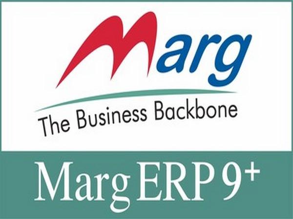 Marg ERP Limited logo