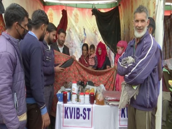 The Rajouri district administration organised 7-day long mega awareness-cum-exhibition Mela. [Photo/ANI]