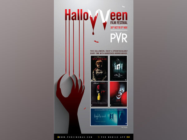 PVR Presents Halloween Film Festival