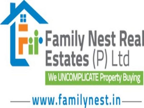 Family Nest Real Estates logo