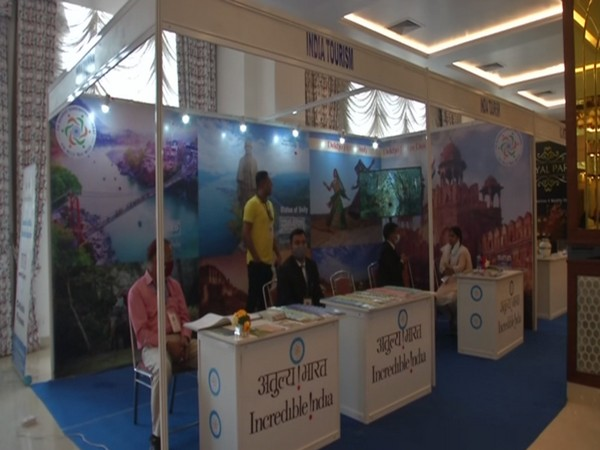'Indian Travel Mart' organised in Jammu to boost domestic tourism. [Photo/ANI]