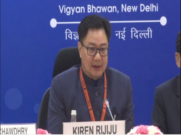 India is emerging fast as a 'sporting powerhouse': Kiren Rijiju